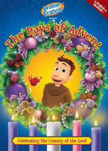 Load image into Gallery viewer, BROTHER FRANCIS:  THE DAYS OF ADVENT - DVD