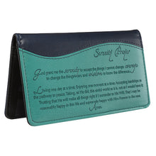 Load image into Gallery viewer, Serenity Prayer Checkbook Cover