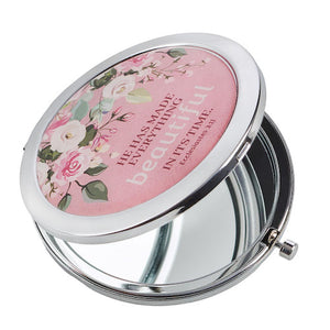 'Beautiful' Compact Mirror