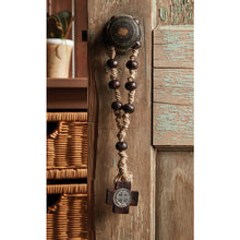 "Load image into Gallery viewer, St. Benedict Door Rosary, 12"" x 2"""