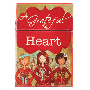 Box Of Blessings: 101 Messages For A Greatful Heart