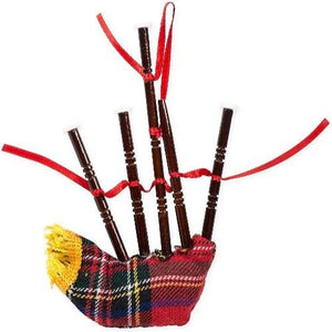 Ornament - Bagpipes - 5 inches