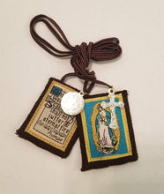 Load image into Gallery viewer, SCAPULAR - OUR LADY OF GUADALUPE WITH MEDALS