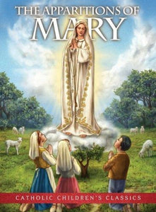 APPARITIONS OF MARY - SOFT COVER