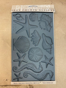 Seashells Decor Mould (NEW)