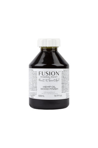 Fusion Mineral Hemp Oil 500ml