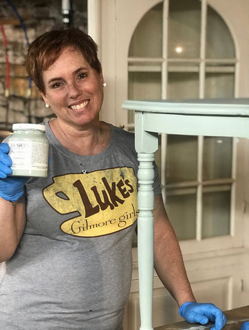 Bring Your Own Furniture Fusion Mineral Paint Basics Saturday, March 28th 9:00 am