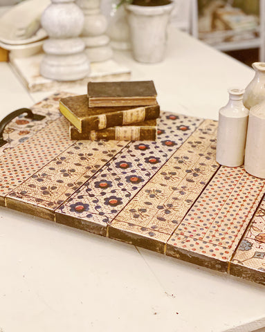 Decoupage Tray Kit THREE VERSIONS