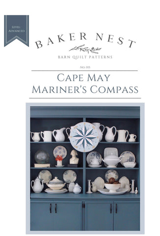 cape may mariner's compass