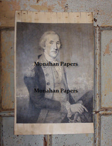 monahan paper s-ps185b George Washington