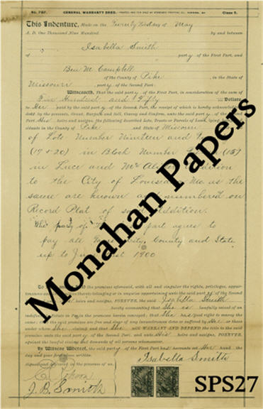 monahan paper s-ps27d Isabella Smith