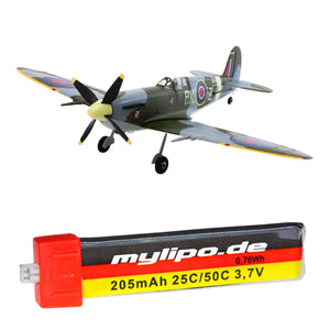 upgrade battery for Ultra Micro Spitfire Mk IX (PKZU2180)