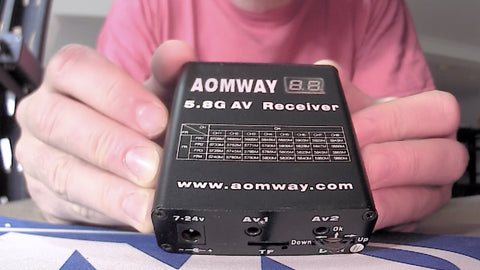 MMB#032 a AomWay 5.8Ghz receiver