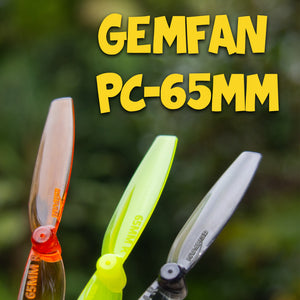 PC-65mm propeller, 2-blade, 8 pcs