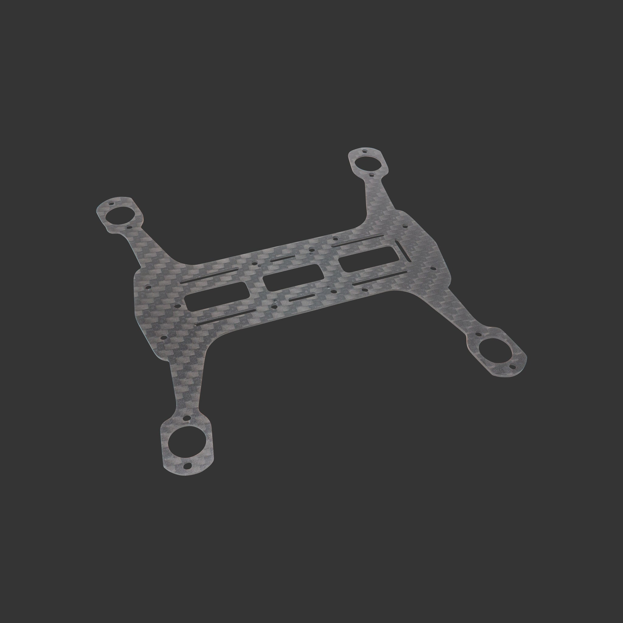 1mm main plate for Carbon Micro-H