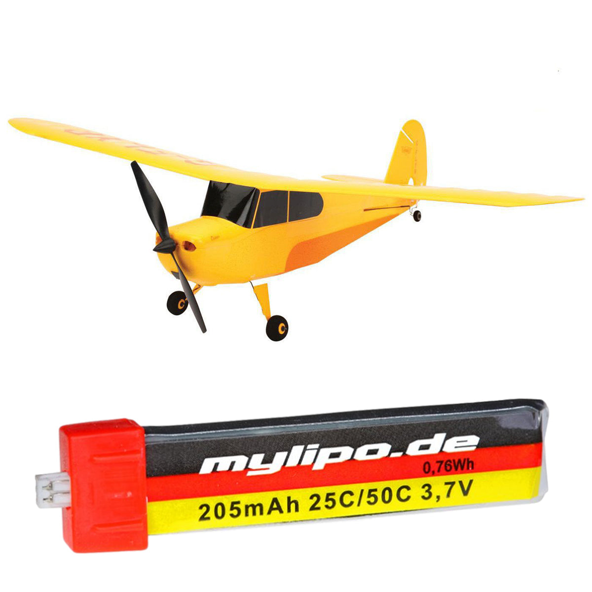 upgrade battery for Horizon Hobby Champ (HBZ4900)