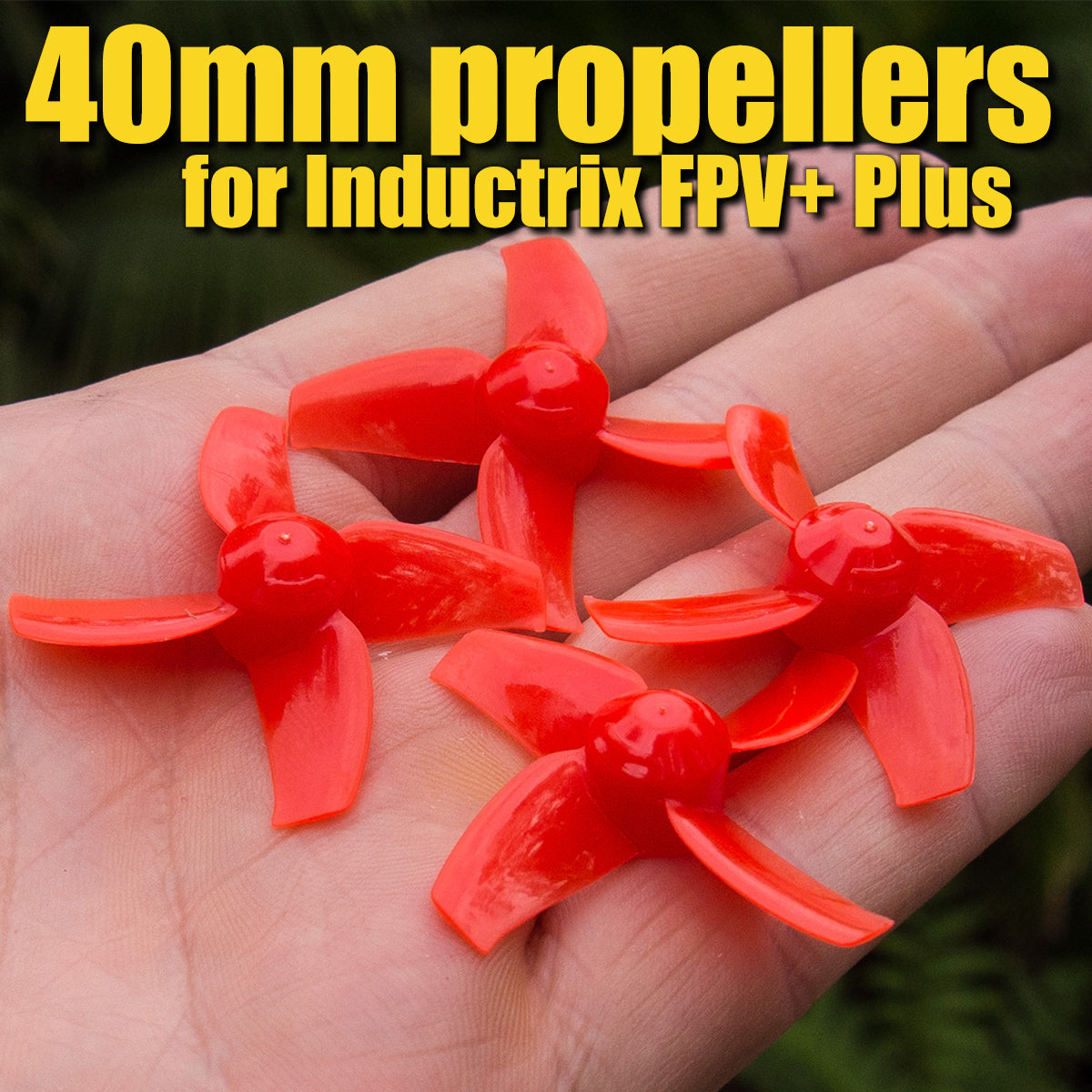 Propeller Set for Inductrix FPV+ (Plus)