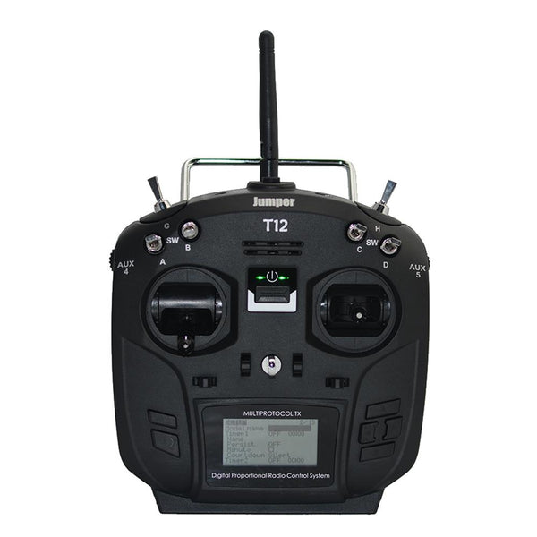 T12 Plus Multiprotocol RC Transmitter