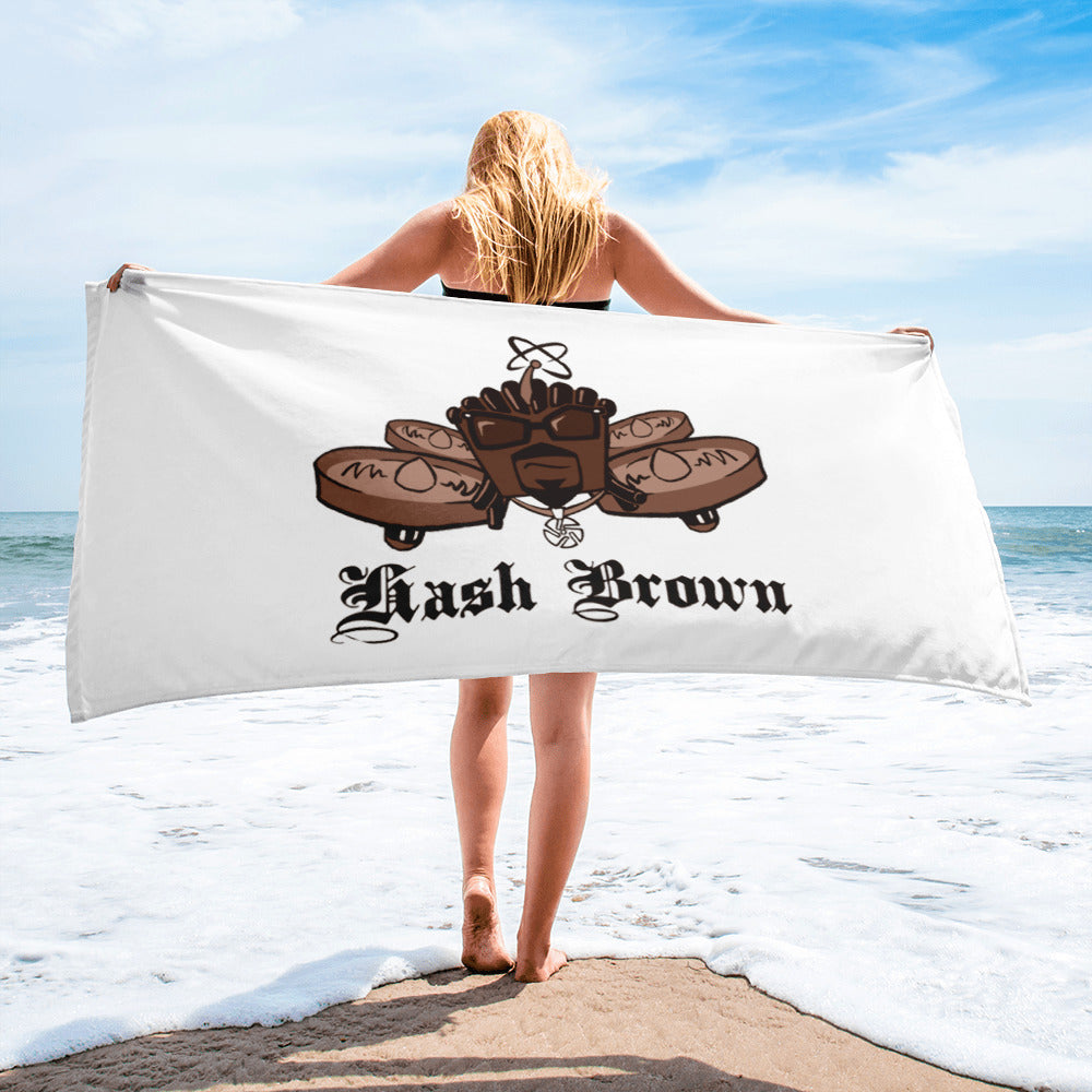 #BROWN Towel