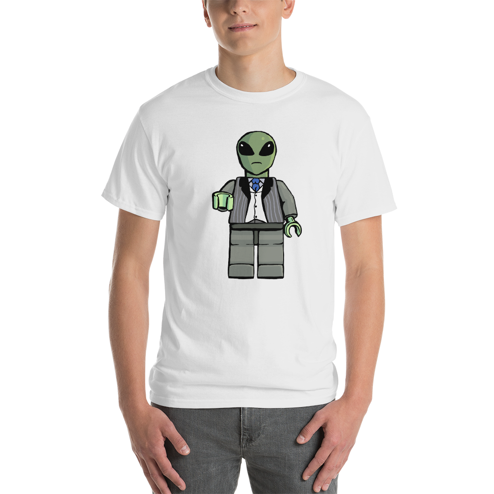 """Sir Alien"" T-Shirt"