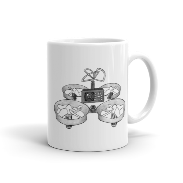 """Tiny Whoop"" (tm) Mug"
