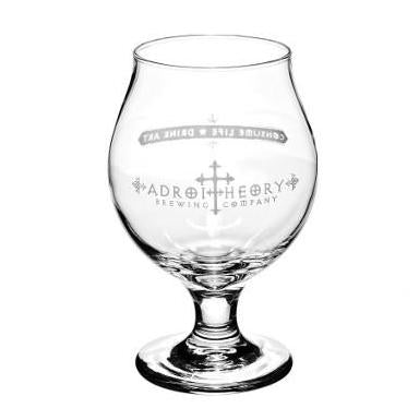 Glassware: 13-Ounce Tulip Glass