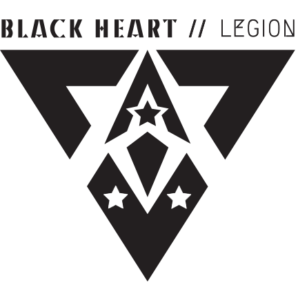 2018 Black Heart Society Membership - The Legion