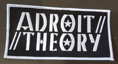Adroit Theory Double Stacked Patch