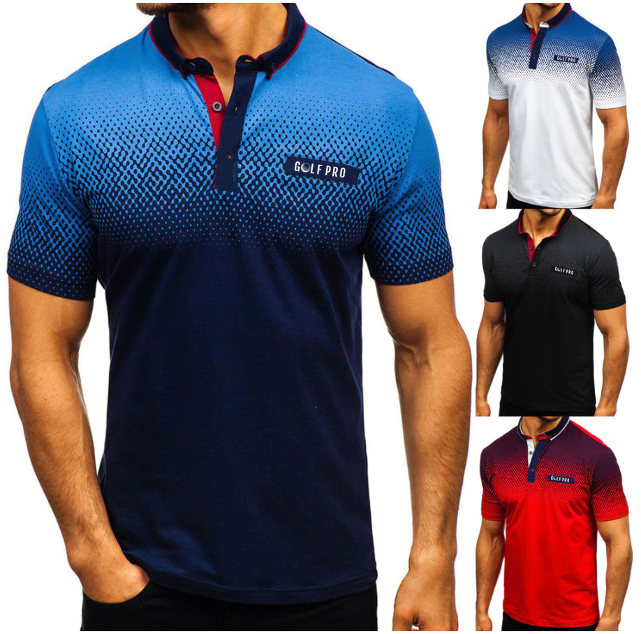 GolfPro™ Polo Shirt Pack 4