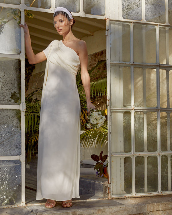 Vestido Eleanor blanco