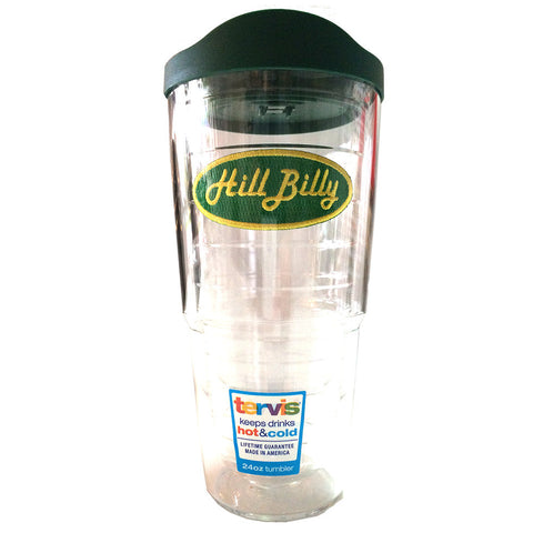 HillBilly 24 oz Tervis Tumbler with Matching Lid