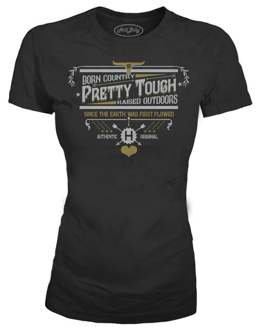 Women's Pretty Tough T Shirt