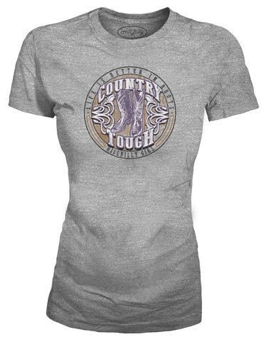 Women's Country Tough T Shirt