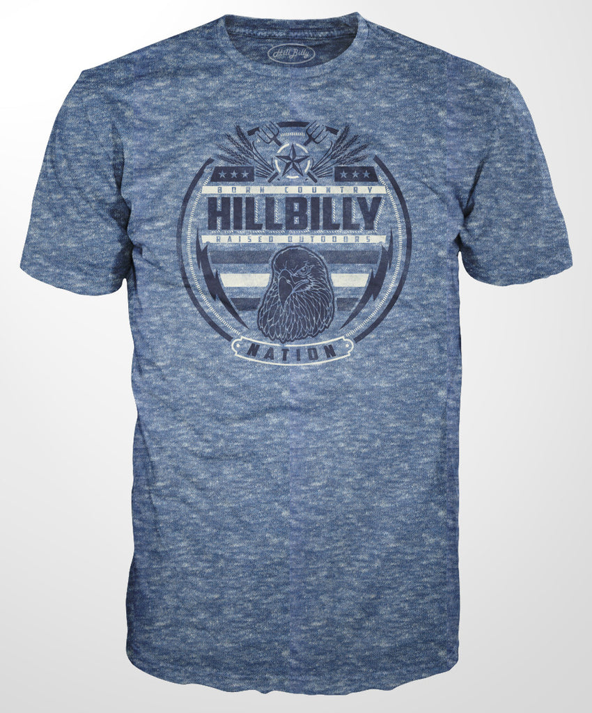 Men's HillBilly Patriot Seal