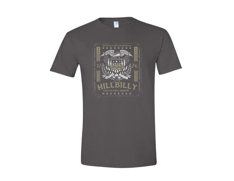 Hillbilly Country Brew T Shirt