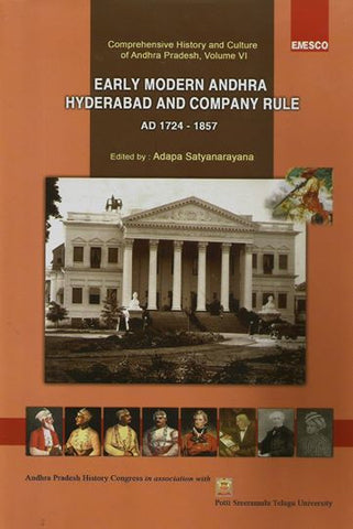 Early Modern Andhra Hyderabad And Company Rule