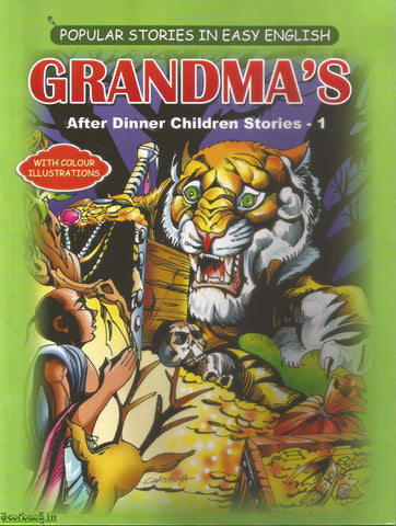 Grandma's After Dinner Children stories-1