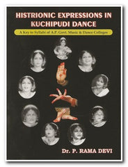 Histrionic  Expressions  in  Kuchipudi  Dance - TeluguBooks.in (Navodaya Book House)