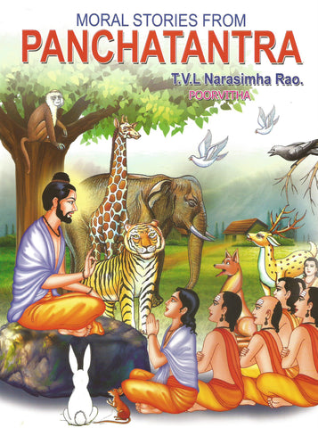 Moral Stories From Panchatantra-  {English}