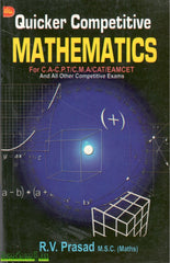 Quicker Competative Mathematics(CA,CPTC,CMA,CAT,Eamcet)