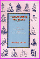 Telugu Saints and Sages vol 1