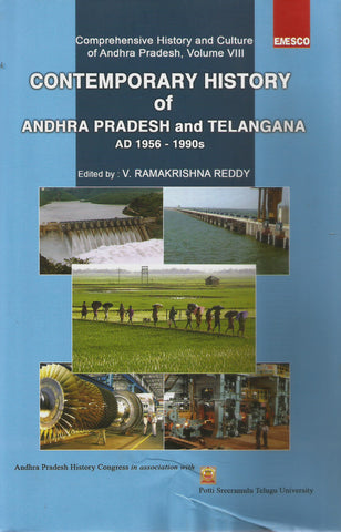 Contemporary History Of AP & Telangana