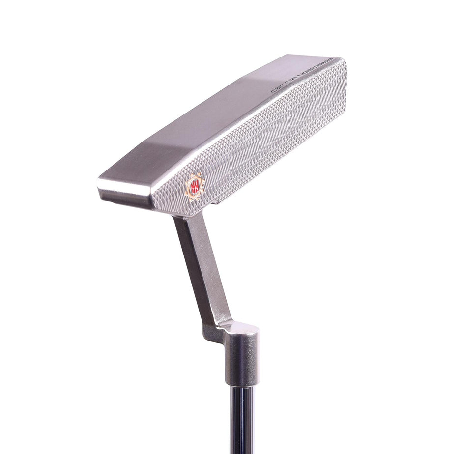 BHB01 - Plumbers Neck Putter
