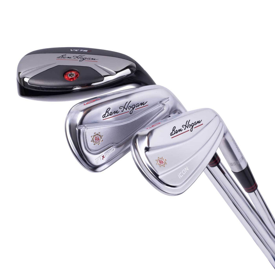 Player's Combo Set - PTx PRO 5i-7i Icon 8i-PW