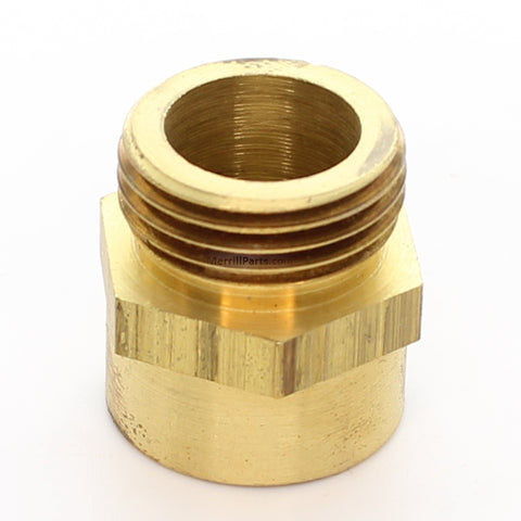 Merrill Genuine HBA750 Brass Hose Adapter