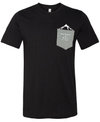 Mountain Pocket T