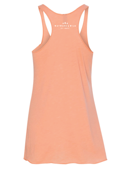 Resting Beach Face Women's Tank *CLOSEOUT*
