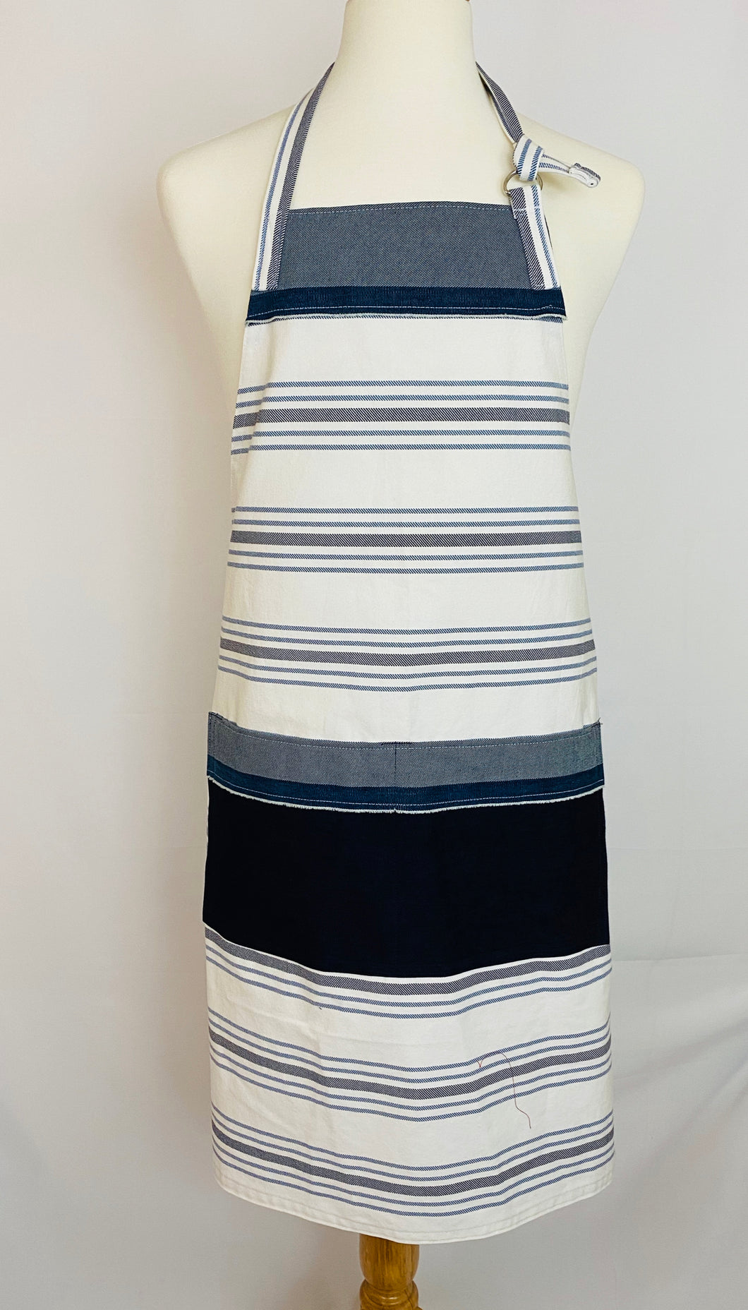 Tall Classic Adult - Stripe and Denim