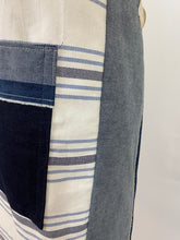 Load image into Gallery viewer, Tall Classic Adult - Stripe and Denim