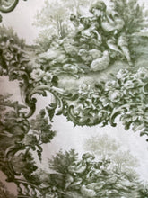 Load image into Gallery viewer, Classic Adult - Green Toile